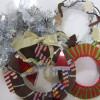 クリスマスリースの作り方 無料や100均で簡単に手作り4種